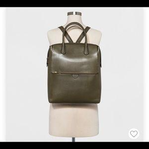 Zipper Commuter Backpack